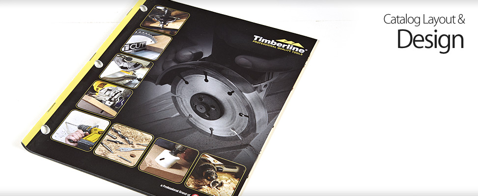 Long island catalog design company catalog layout for Industrial design services inc